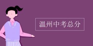 温州中考总分插图