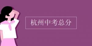 杭州中考总分插图