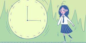2020-2021青岛第一学期校历公布插图