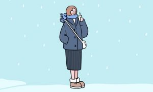 三明中小学2021年寒假放假时间插图